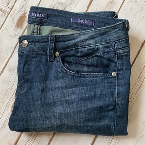 Vigoss Jeans Jagger Skinny 30 Slim Stretch Dark